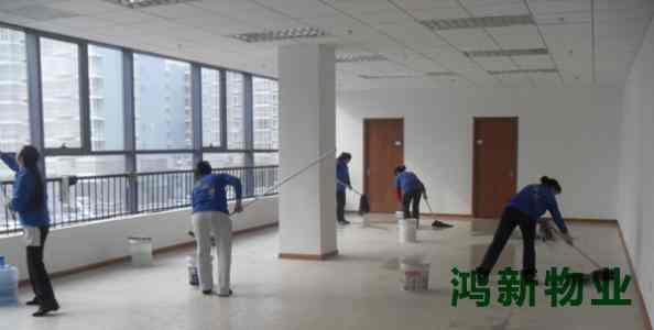 东莞的工厂清洁保洁的服务公司多少钱