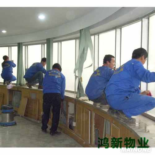 东莞的外墙清洁的服务公司