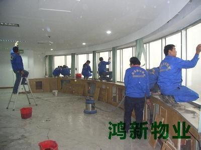 东莞外墙清洁保洁的外包公司