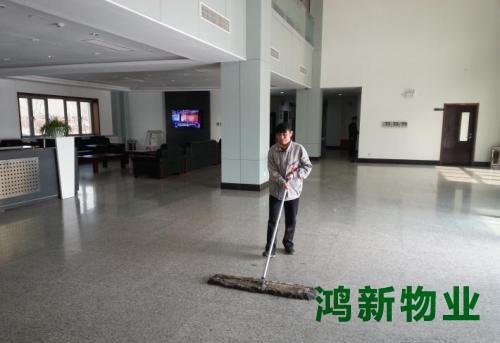 东莞驻场保洁清洁的外包服务