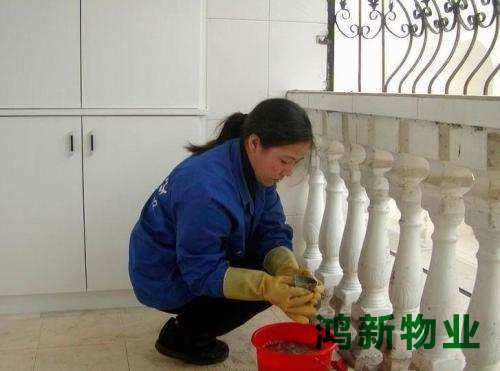专业的厨房保洁的外包服务
