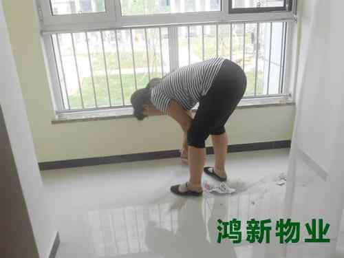 专业的商场保洁清洁的外包服务