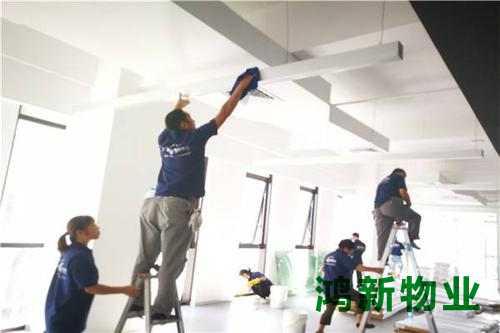 东莞市写字楼保洁的公司怎么收费