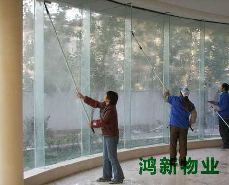 外墙保洁清洁的外包公司价格