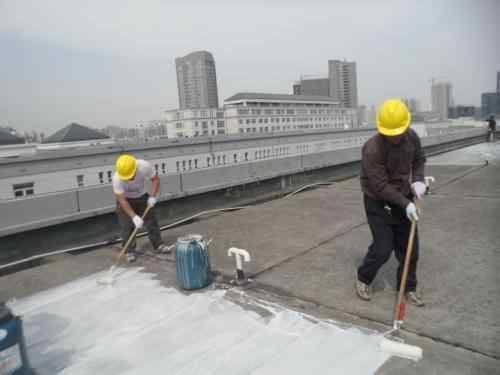 东莞市屋顶补漏防水工程施工方案