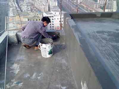 东莞市外墙补漏防水维修