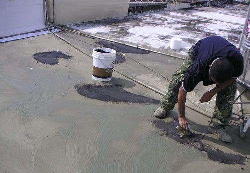 楼顶防水补漏工程公司