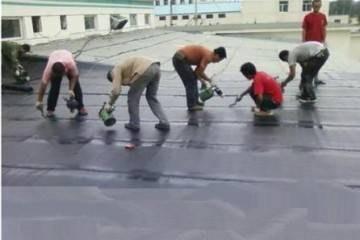 专业的堵漏补漏防水施工方案
