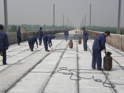 屋面防水补漏施工方案