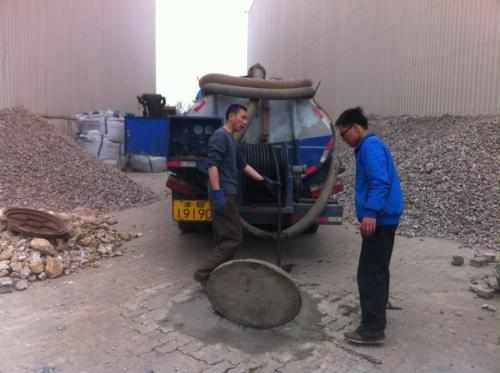 东莞市环卫车疏通清理化粪池费用
