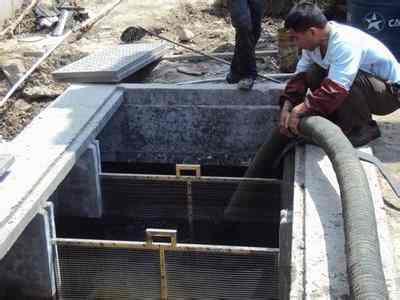 专业东莞小区疏通清理化粪池收费