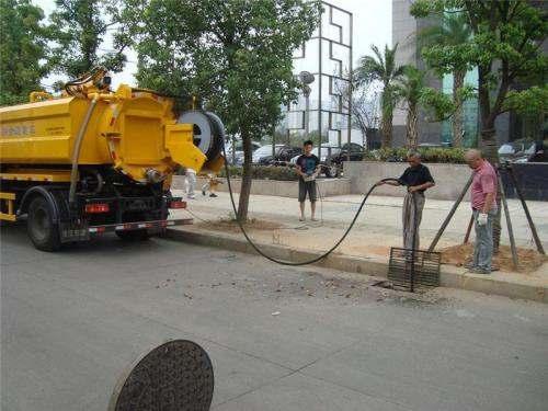 东莞市抽疏通清理化粪池多少钱