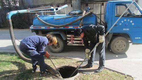 专业东莞抽清理化粪池费用