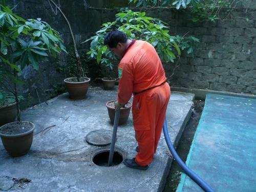 东莞市抽化粪池疏通清理公司