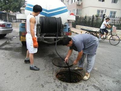专业东莞物业化粪池清理收费标准