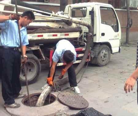 东莞专业清掏化粪池疏通清理价格