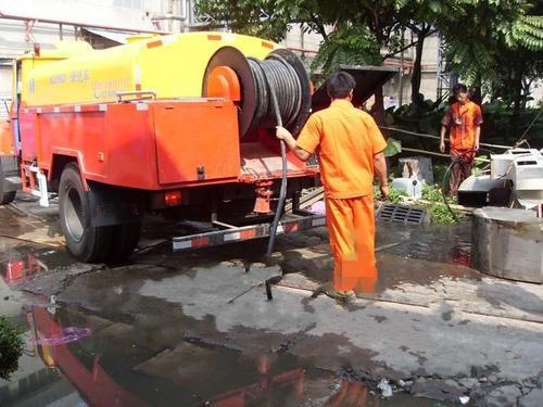 东莞专业环卫车化粪池清理费用