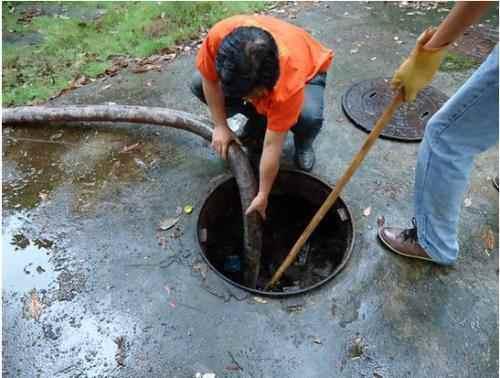 东莞的抽化粪池清理公司