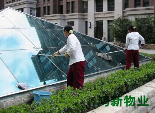 东莞的石材清洁保洁外包服务
