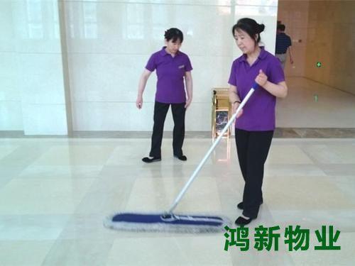 东莞的厂房保洁外包