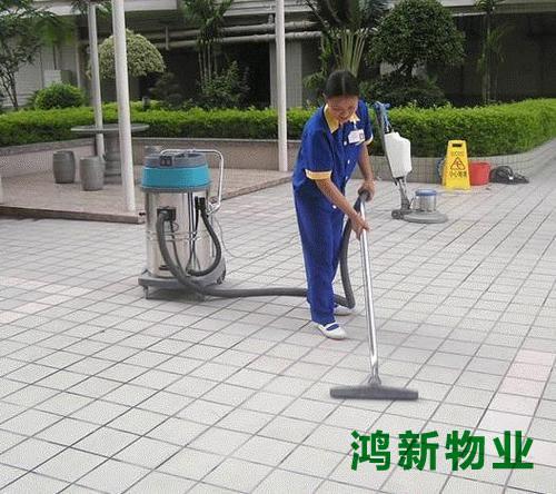 东莞的超市清洁保洁公司价格