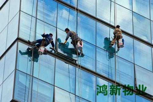 高楼外墙清洗公司
