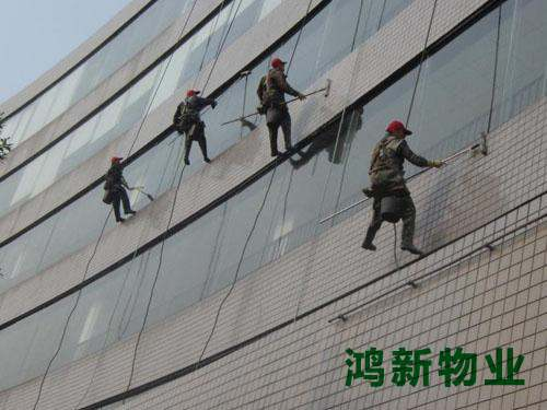 高楼外墙瓷砖清洗价格
