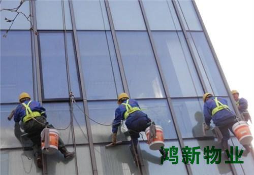 东莞专业清洗外墙玻璃的