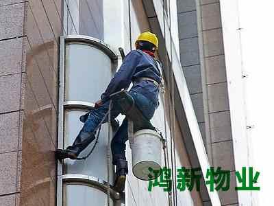东莞高楼外墙瓷砖清洗的