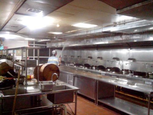 东莞专业市厨房大型油烟机清洗