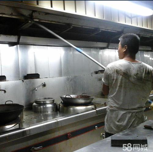 专业东莞专业清洗油烟机公司