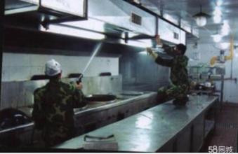 东莞工厂油烟机排烟管清洗服务